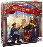 Mattel Y2553 - Kronen für den König, Strategie- und Geschicklichkeitsspiel