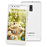 LANDVO L550 5'' Android 4.4 Katkit OS Octa Core 3G Unlocked Smartphone -- MTK6592 1.4GHz Phablet IPS QHD Screen 1G RAM 8G ROM 8MP+2.0MP Cameras GPS Mobile Phone Micro SIM Card WIFI Bluetooth 3G Cellphone For Orange O2 Vodafone 3 network T-Mobile Tesco Mo