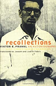 "Cover of ""Recollections: An Autobiography..."