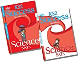 Letts Letts Success Revision Guides and Workbooks Key Stage 2 Science Collection - 2 Books RRP £8.98 (KS2 Science Revision Guide; KS2 Science Workbook)