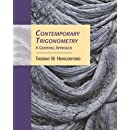 Contemporary Trigonometry: A Graphing Approach (with CD-ROM and iLrn(TM) Tutorial) (Available Titles CengageNOW)