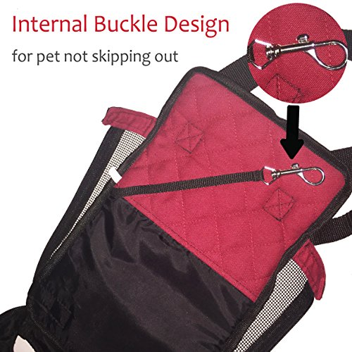 Hands Free Front Dog Carrier