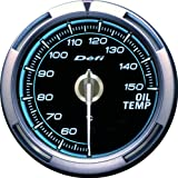日本精機 Defi メーター Defi-Link Meter ADVANCE C2 60Φ 油温計 ブルー DF13001