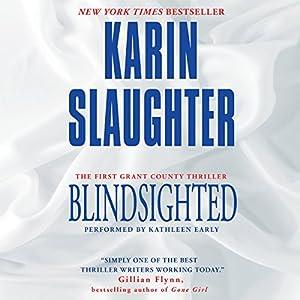 Blindsighted Audiobook