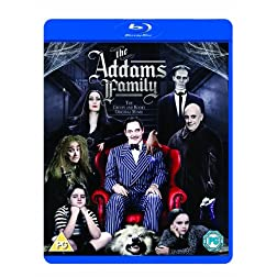 Addams Family [Blu-ray]