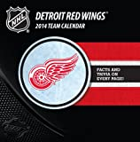 Turner - Perfect Timing 2014 Detroit Red Wings Box Calendar (8051218)