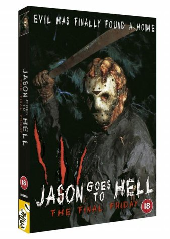 Jason Goes to Hell: the Final Friday [DVD]