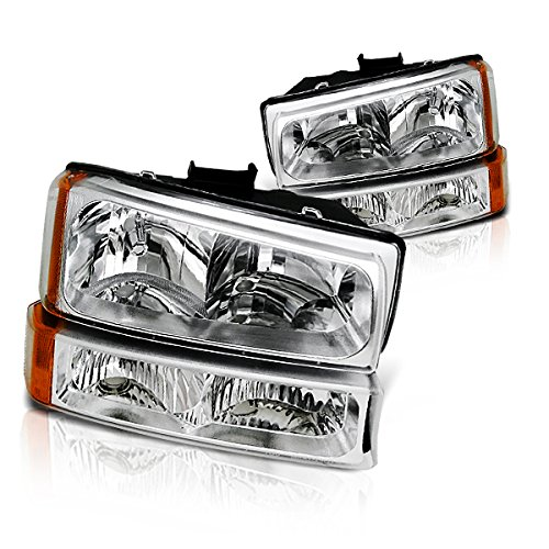 instyleparts-chevy-silverado-avalanche-clear-lens-headlights-bumper-lights-set-with-chrome-housing