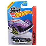 Super Blitzen '14 Hot Wheels 163/250 (Purple) Vehicle