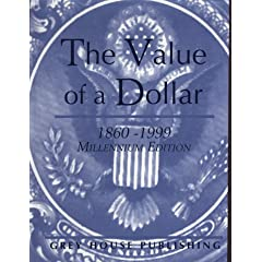 The Value of a Dollar - Millennium Edition