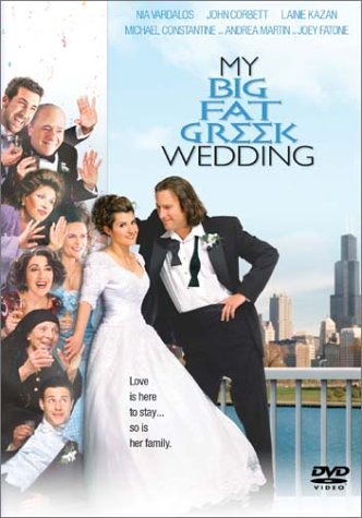 My Big Fat Greek Wedding [DVD] [Import]