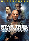 Star trek the n.g. movie compilation box set dvd Italian Import