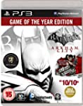 Batman Arkham City GOTY (PS3)