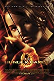 (24x36) The Hunger Games Katniss Movie Poster