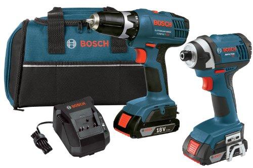 Buy Time Cheap Bosch CLPK25-180 18-volt Lithium-Ion 2-Tool