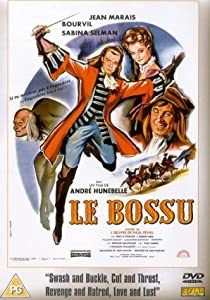 Le Bossu - The King's Avenger [DVD] [1960]