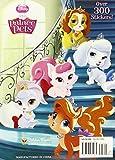 Glamour Pets! (Disney Princess: Palace Pets) (Deluxe Stickerific)