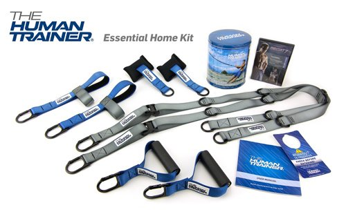The Human Trainer Essential Kit with Circuit7 DVD | Suspension Gym