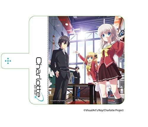 手帳型スマホケースiPhone5/5S専用Charlotte01ティザービジュアル