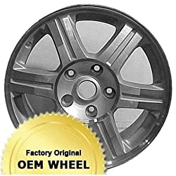 CHRYSLER PACIFICA 17×7.5 6 SPOKE Factory Oem Wheel Rim- SILVER – Remanufactured