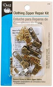 Dritz Zipper Repair Kit-Clothing