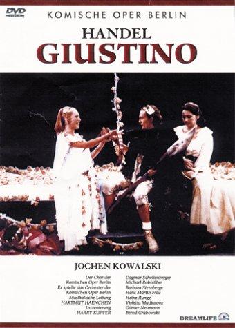 ジュスティーノ*歌劇 [DVD]