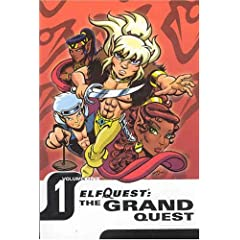Elfquest: The Grand Quest - Volume One by Wendy Pini and Richard Pini