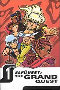 Elfquest: The Grand Quest - VOL 01 by Wendy Pini and Richard Pini
