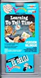 Tele-Story Presents Learning to Tell Time: Bilingual Version (Tele-Story - Tele-Skills)