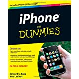 iPhone For Dummies (For Dummies (Lifestyles Paperback)) ~ Edward C. Baig