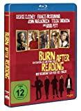 Image de Burn After Reading-Wer Verbrennt Sich Hier/Blu-Ray [Import allemand]