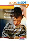 Managing Children's Behaviour (Professional Development)