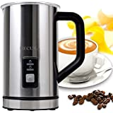 Secura Automatic Electric Milk Frother and Warmer 2-Year Warranty 250ml