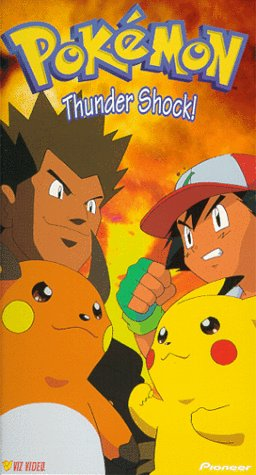 Pokemon - Thunder Shock (Vol. 5) [Vhs]