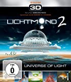 DVD & Blu-ray - Lichtmond 2 - Universe of Light 3D [Blu-ray]