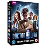 "Doctor Who - Complete Series 6 [6 DVD Box Set] [UK Import]von ""Arthur Darvill"""