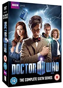Doctor Who - Complete Series 6 [DVD]