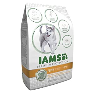 Iams Premium Protection Puppy Dry Dog Food, 2.5-Pound