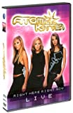 Atomic Kitten - Right Here Right Now LIVE - French Version (DVD Video)