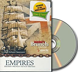 Empires Powerpoint On CD