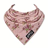 Skibz Dribble Bib New 2011 Colour - Vintage Rose