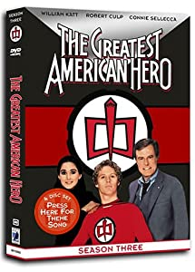 The Greatest American Hero - Season Three