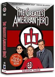 The Greatest American Hero - Season Three