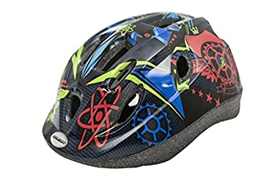 Raleigh Mystery Atom Boys Cycle Helmet from Raleigh