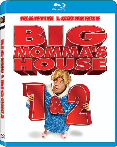 Big Momma's House 1 & 2 Double Feature [Blu-ray]