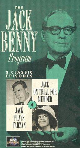 Jack Benny  Murder/Tarzan