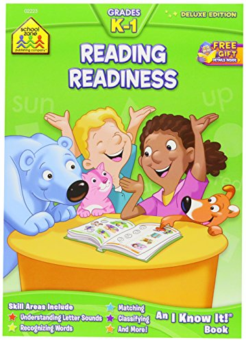 Workbooks-Reading-Readiness-Grades-K-1