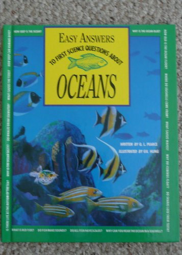 Oceans (Easy Answers to 1st Science?)
