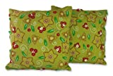 Cushion covers, 'Floral Meadow' (pair)