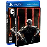Call of Duty: Black Ops III - Steelbook Edition - PlayStation 4 - Amazon Exclusive